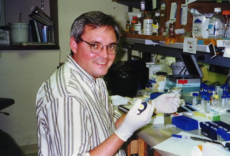 the scientist, UCSF, San Francisco, CA