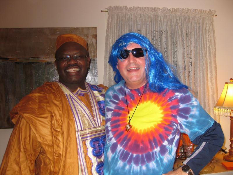 Halloween with Pandi, NJ