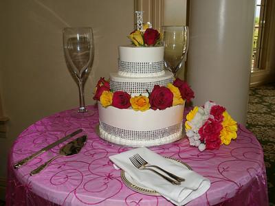 Bridget's Wedding Ft. Myers june 14, 2014