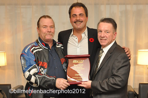 Drag Racing, 2012, Eric Latino, Bruce Mehlenbacher, PMRA