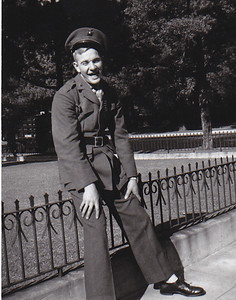 Bud as Marine in California