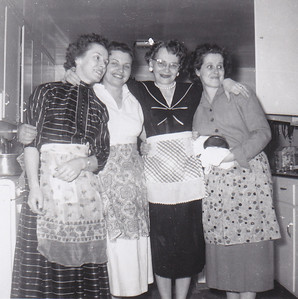 The Gals Jan 1957