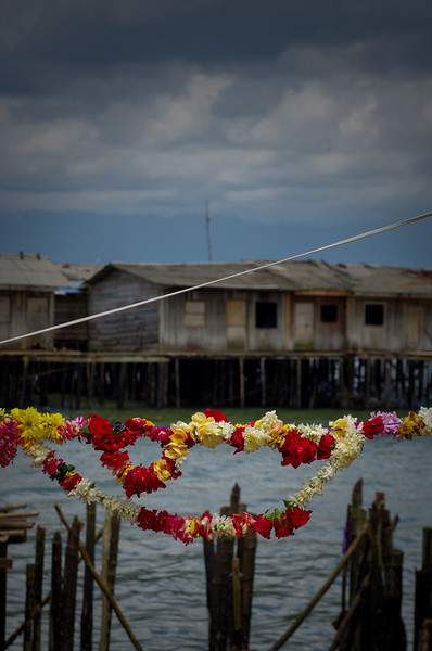 Now the people feel protected inside the Humanitarian Space, but Buenaventura is still one of the most violent cities in Colombia.