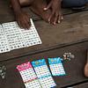 ... playing Bingo, ...