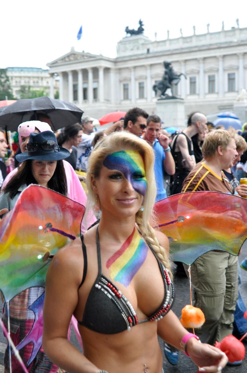 Vienna Pride Parade 2011