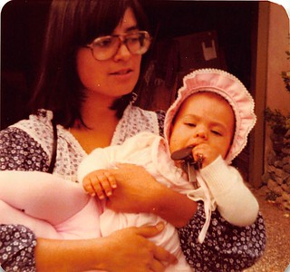 1977 Baby Lisa - The First Grandchild7