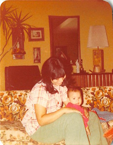1977 Baby Lisa - The First Grandchild2