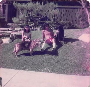1970s joyce, matt, pepuce & oso3