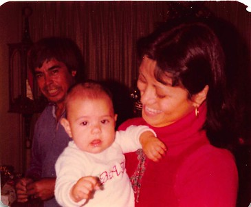1977 Baby Lisa - The First Grandchild5