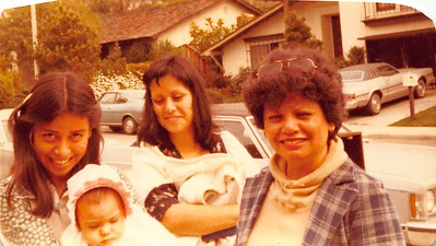 1977 Baby Lisa - The First Grandchild1