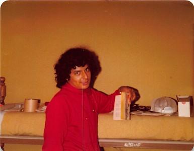 1970s Matt & His MV bunkbeds