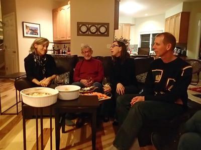 CHP Reunion at Tiffany's - 12/28/13