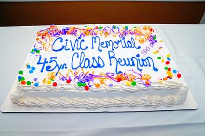 CMHS 45th Class Reunion