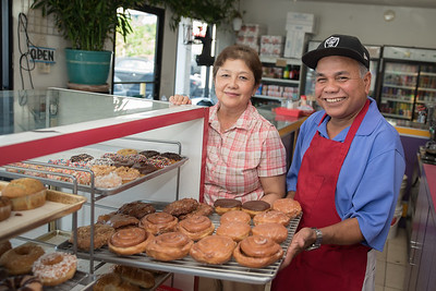 CO. Donuts for the Orange County Community Foundation
