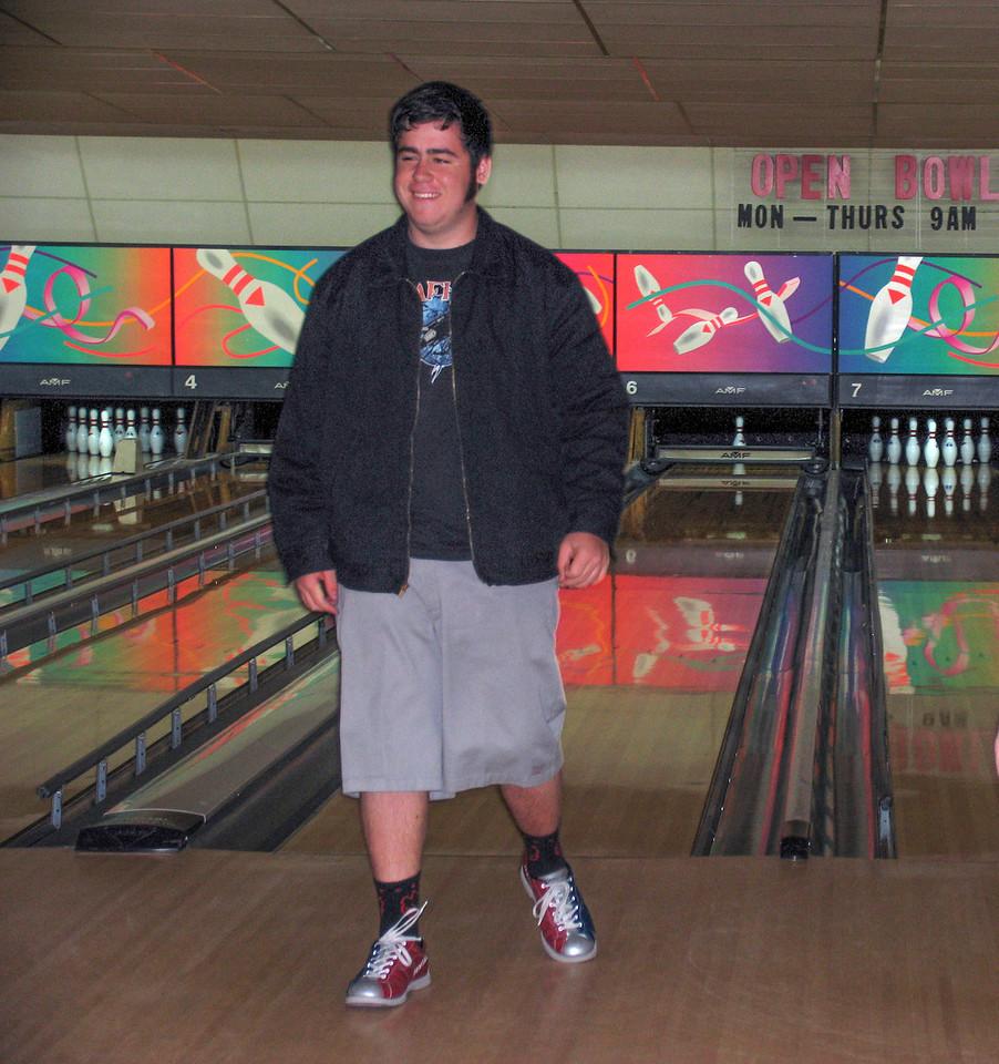 Jason Martinez - August 2005
