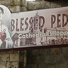 Marker of Blessed Pedro Calungsod Cathedral Shoppe