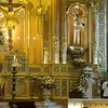 A mass was held at the Cebu Cathedral before the motorcade that took the official image of Pedro Calungsod to the Mactan-Cebu International Airport where a flight to Rome was waiting. (Sunnex)