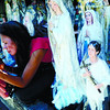 Vendors along D. Jakosalem street, Cebu City start selling images of Blessed Pedro Calungsod. (Sun.Star Photo/Amper Campaña)