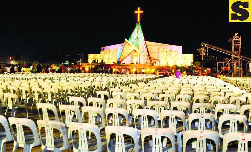 San Pedro Calungsod thanksgiving mass templete