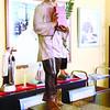 The official statue of Pedro Calungsod displayed at the residence of Cebu Archbishop Emeritus Ricardo Cardinal Vidal. (Sun.Star Photo/Ruel Rosello)