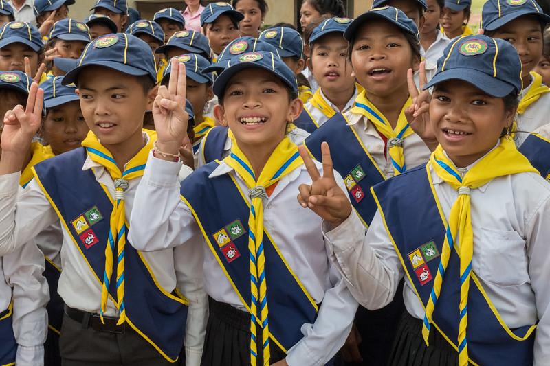 Trapeang Prasat Primary School