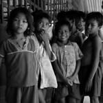 School near Trapeang Prasat - 2002