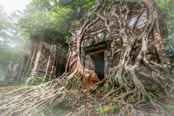 Beng Melia, Kor Kur Temple, Cambodia