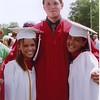 Jenn, Joe Downs, & Becca Coverdale