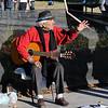 Street performer, Recoleta, Buenos Aires