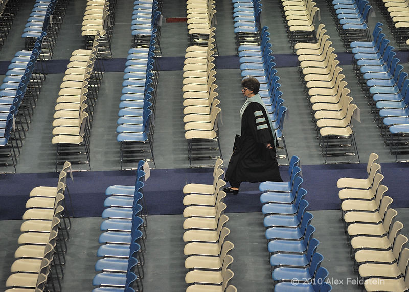 Penn State graduation day 2010