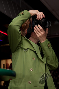 "deAnna was taking pictures of ""The Freeks"" at the Red Barn while I was there."
