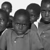 Mandia School students, Siankaba, Zambia