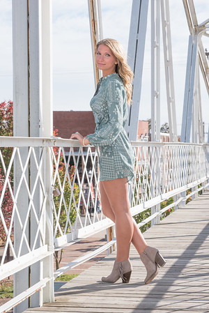 Carleigh on bridge-8724