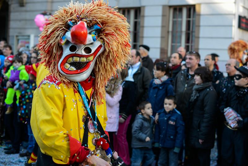 Carnaval 2014 - Mulhouse - France