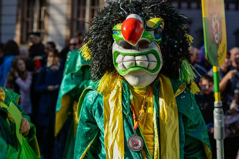 Carnaval 2014 - Mulhouse - France