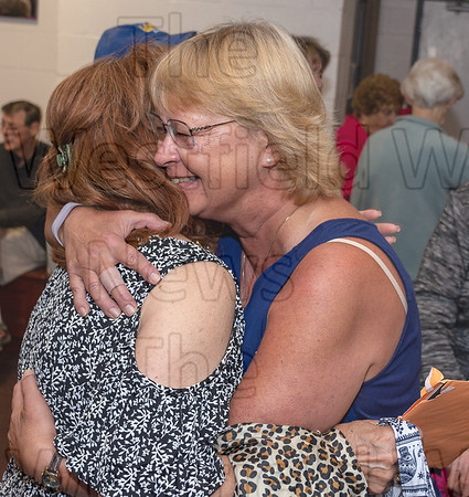 Carol Palmer YMCA Retirement June 15, 2018