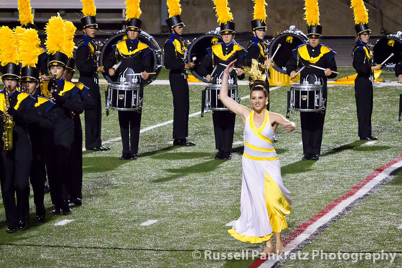 2012-10-23 UIL - Anderson Guard Captain-0625