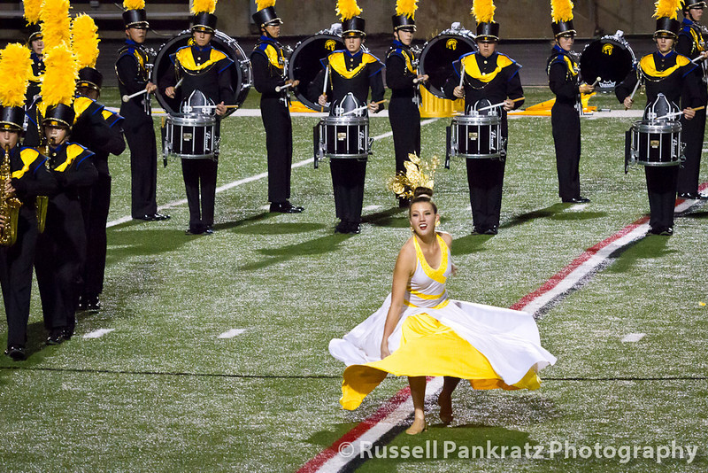 2012-10-23 UIL - Anderson Guard Captain-0627