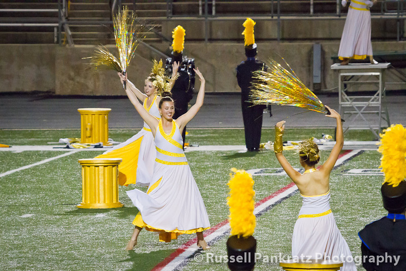 2012-10-23 UIL - Anderson Guard Captain-0641