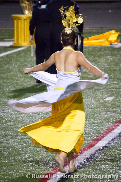 2012-10-23 UIL - Anderson Guard Captain-0631