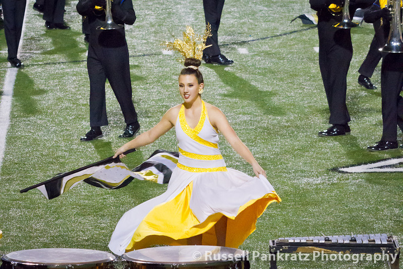 2012-10-23 UIL - Anderson Guard Captain-0611