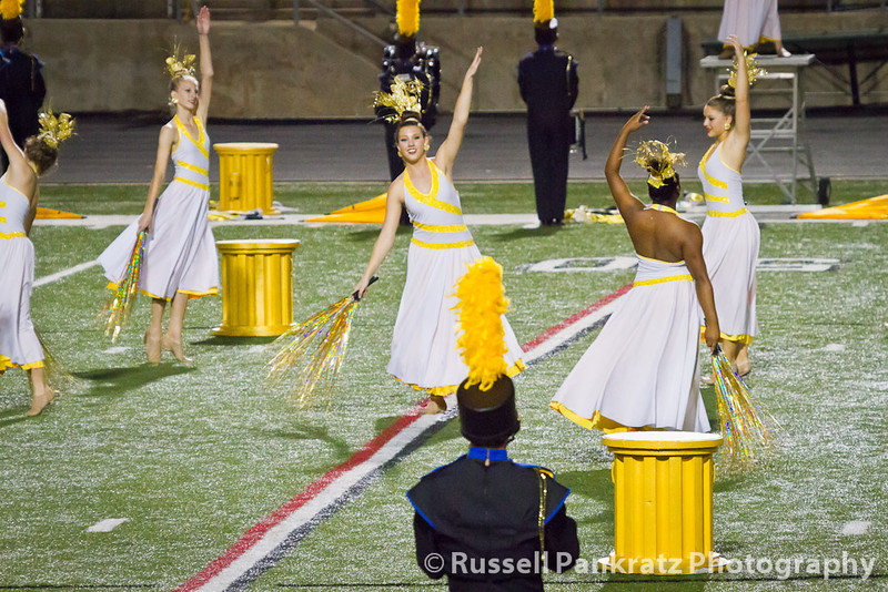 2012-10-23 UIL - Anderson Guard Captain-0645