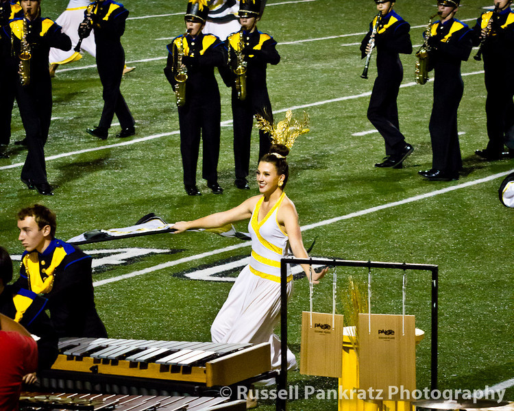 2012-10-23 UIL - Anderson Guard Captain-0622