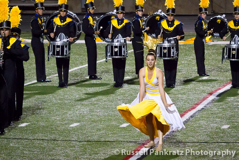 2012-10-23 UIL - Anderson Guard Captain-0628