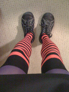 Pippi Longstocking Legs