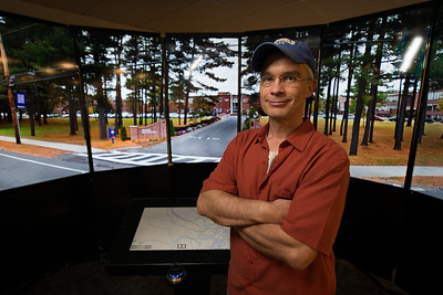 Carsten Braun, Associate Professor of Geography & Regional Planning at Westfield State University