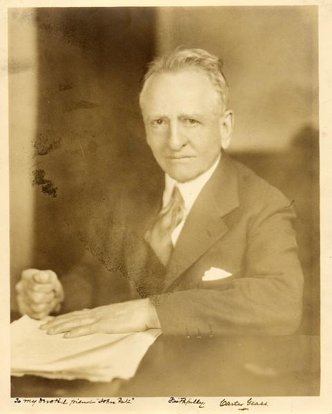 Senator Carter Glass (03271)