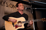 Marc Roberge of the band O.A.R. performs at GRAMMYS on the Hill in Washington DC
