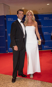 Donald Trump Jr, White House Correspondents Dinner