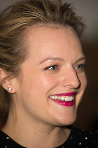 Elisabeth Moss, The Handmaid's Tale preview